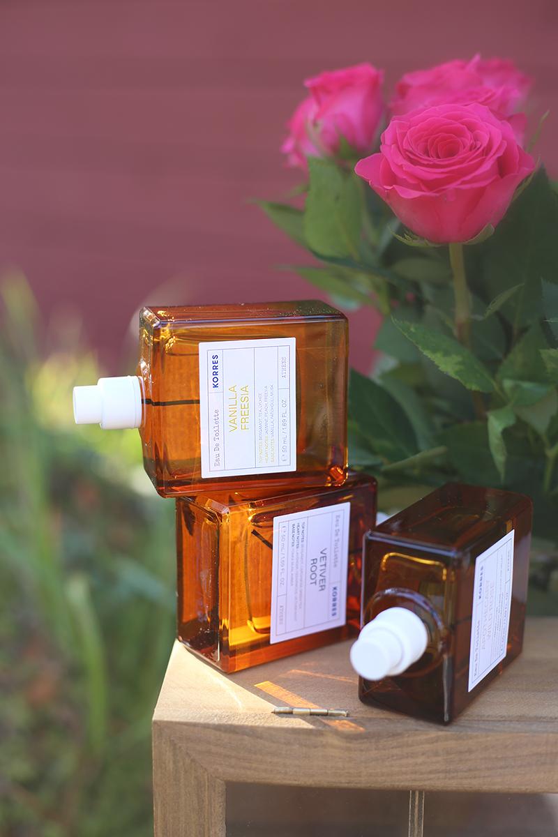Tuoksuterveisiä Kreikasta – Korresin upeat tuoksut