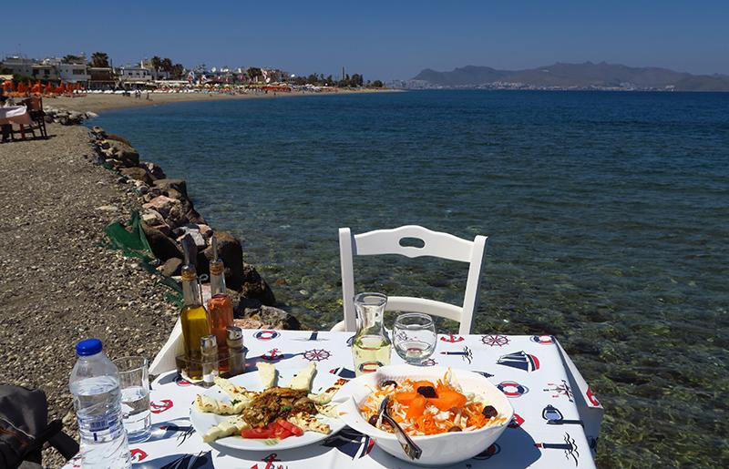 Sannin kreikkalainen keittiö: fasolakia