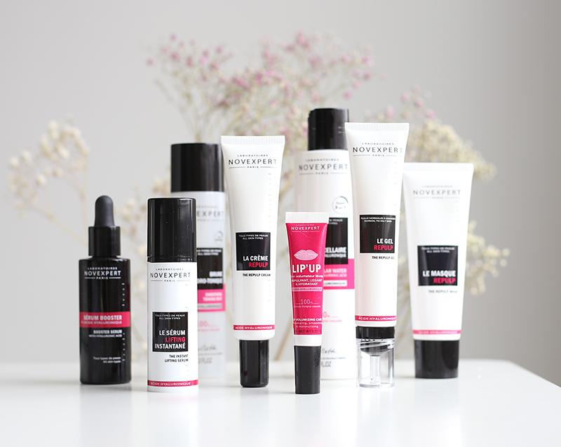 Täytettä ja kosteutta väsähtäneeseen ihoon:  Novexpertin hyaluronihappotuotteet