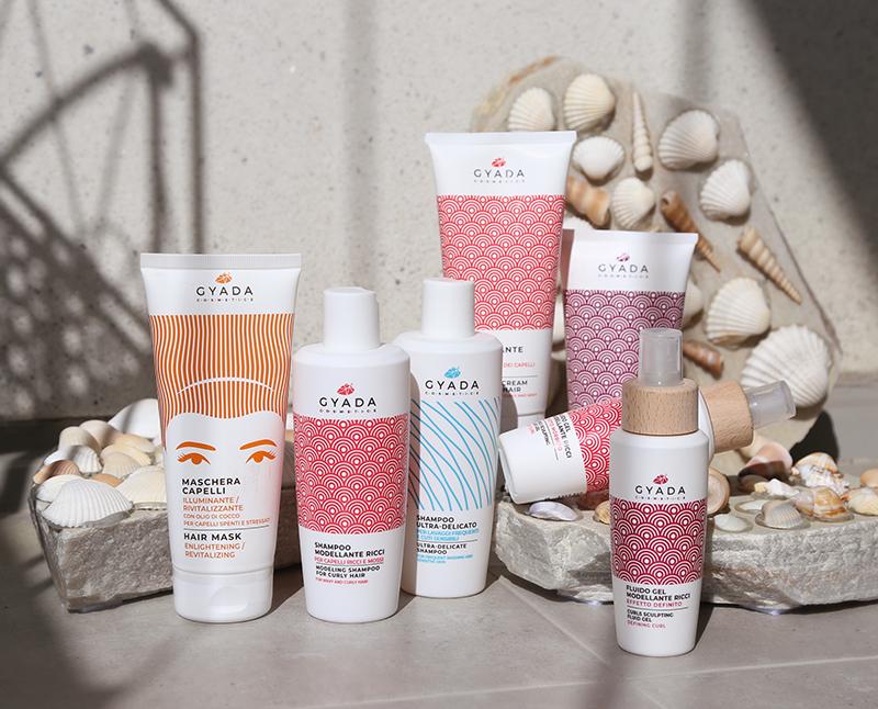 Gyada - loistavaa hiuskosmetiikkaa Italiasta