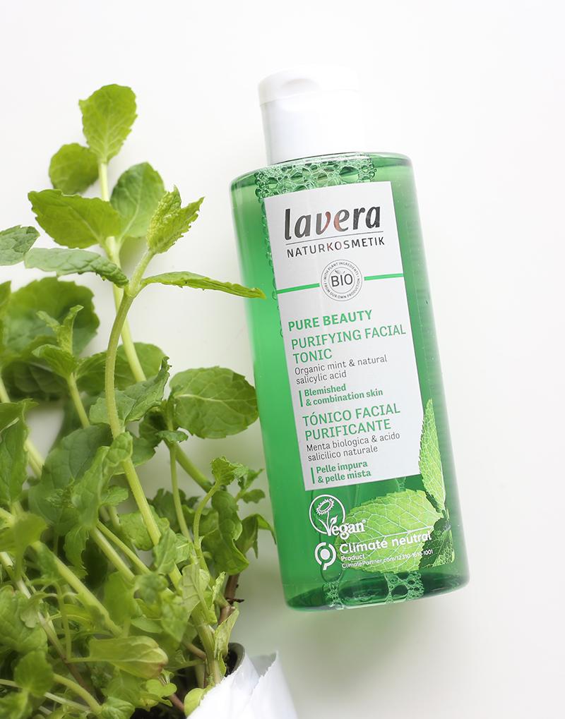 Lavera Pure Beauty kasvovesi