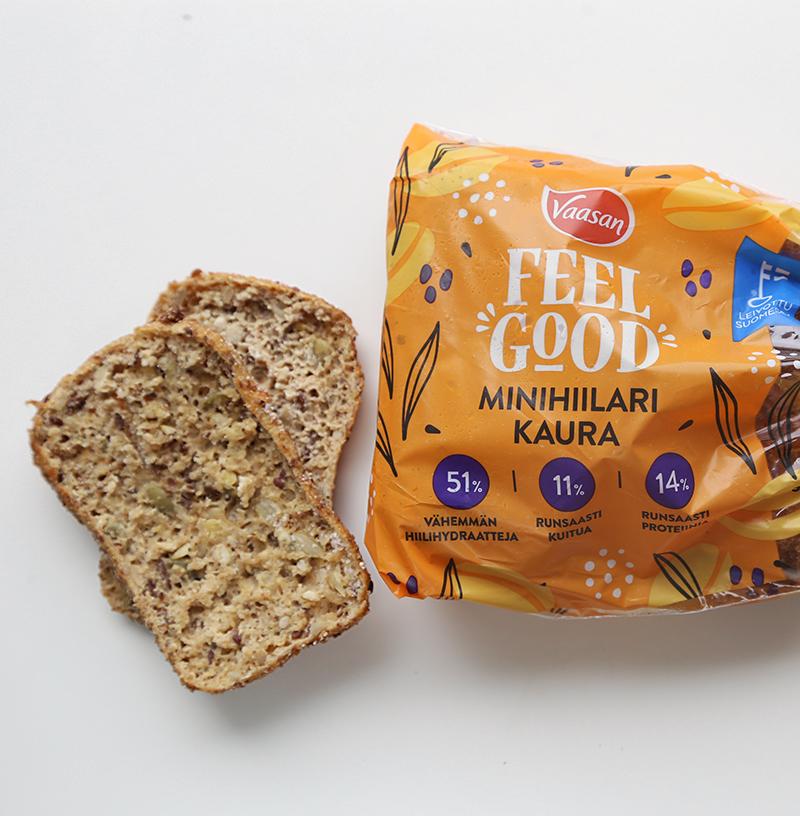 Ihmettelen: onko minihiilari-leivälle yhä tilausta + vinkki parhaasta kauranäkkäristä
