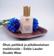 Estee Lauder meikkivoide
