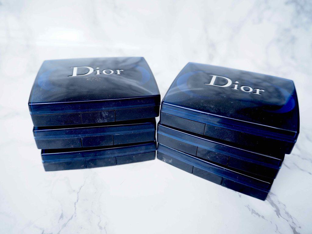 Diorin paletit
