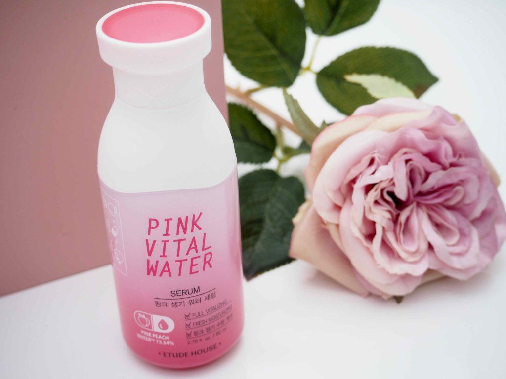 Etude House Pink Vital Water Serum