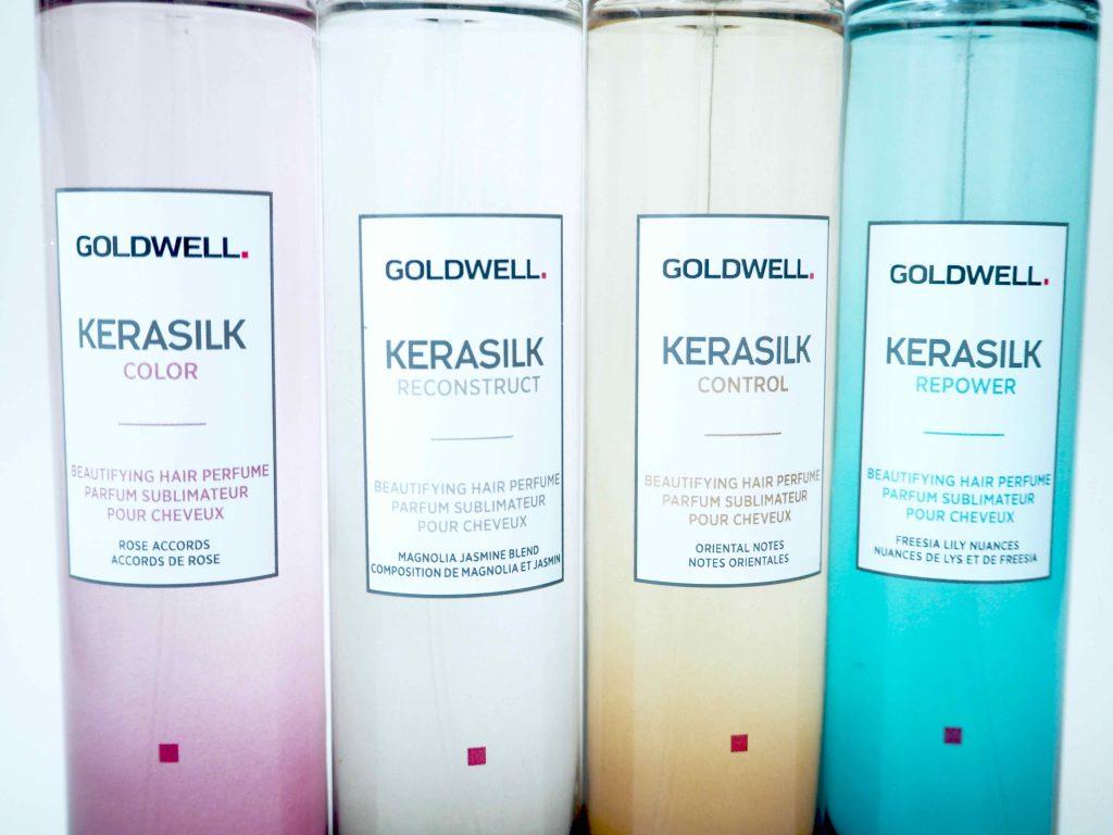 Goldwell Kerasilk Hiustuoksut