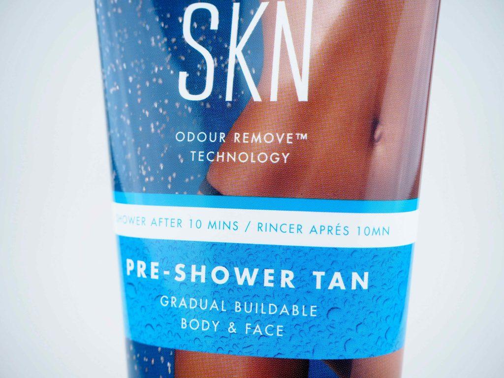 NKD-SKIN Self Tan Pre-Shower Tan