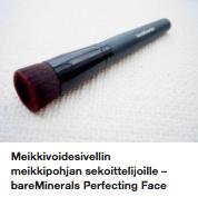 BareMinerals meikkivoidesivellin