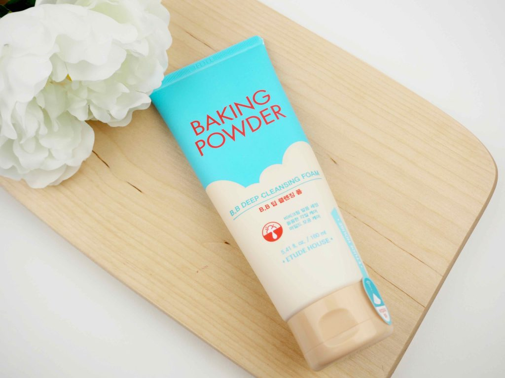 Etude House Baking Powder BB Cleansing Foam