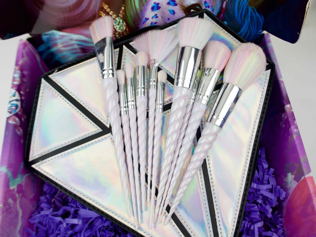 Unicorn Lashes Unicorn Brushes