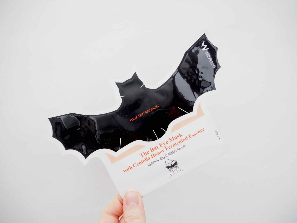 Wish Formula The Bat Eye Mask With Centella Honey Fermented Essence