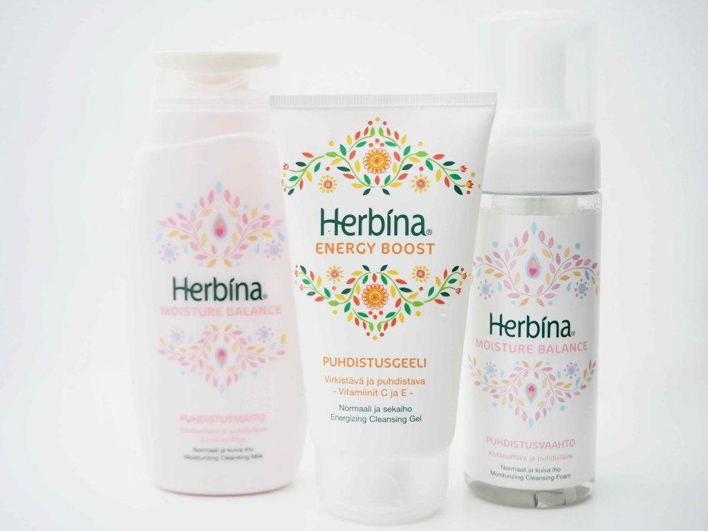 Herbina ihonpuhdistus