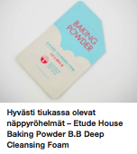 Etude House Baking Soda