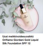 Oriflame meikkivoiteet kokemuksia
