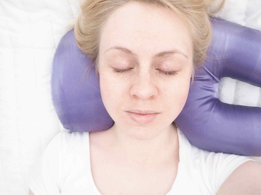 Nurse Jamie Beauty Bear Age Defy Pillow