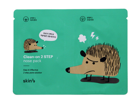 Skin79 Clean On 2 Step Nose Pack