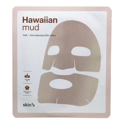 Skin79 Hawaiian Mud Sheet Mask, Pink