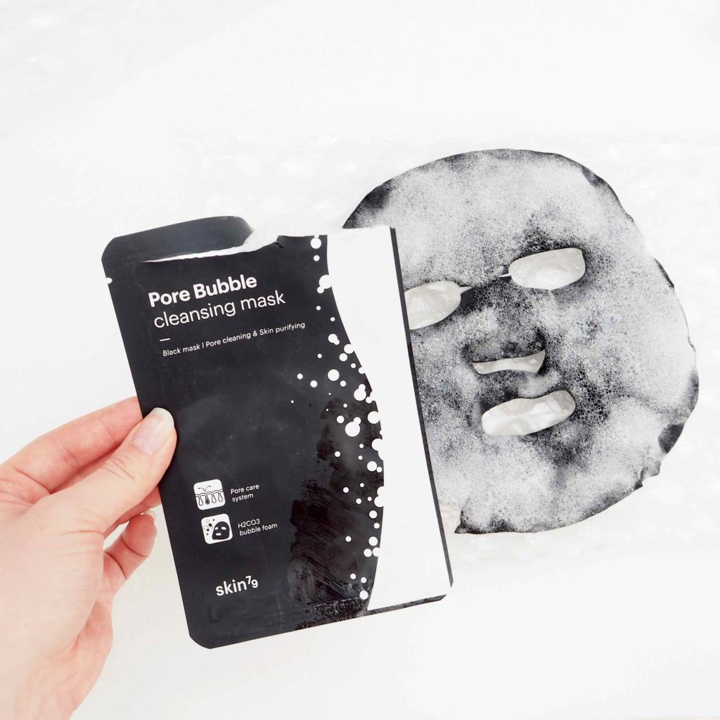 Skin79 Pore Bubble Cleansing Mask