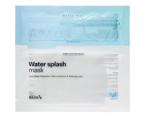 Skin79 Water Splash Mask 2 Step*