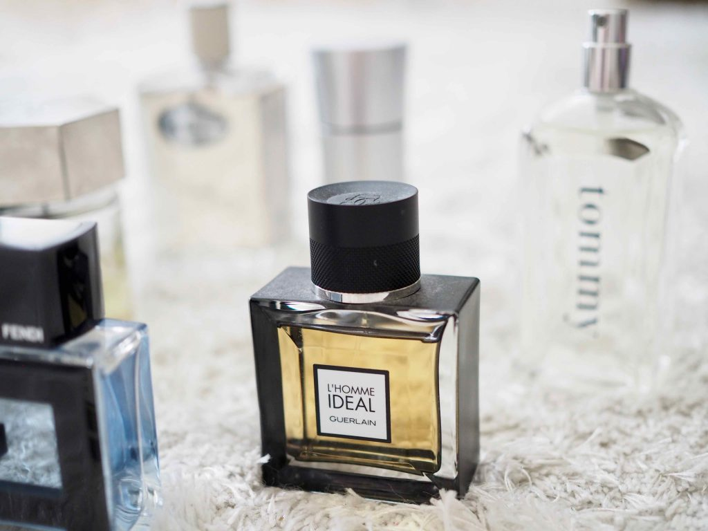 Parhaat miesten tuoksut Ostolakossa Virve Vee