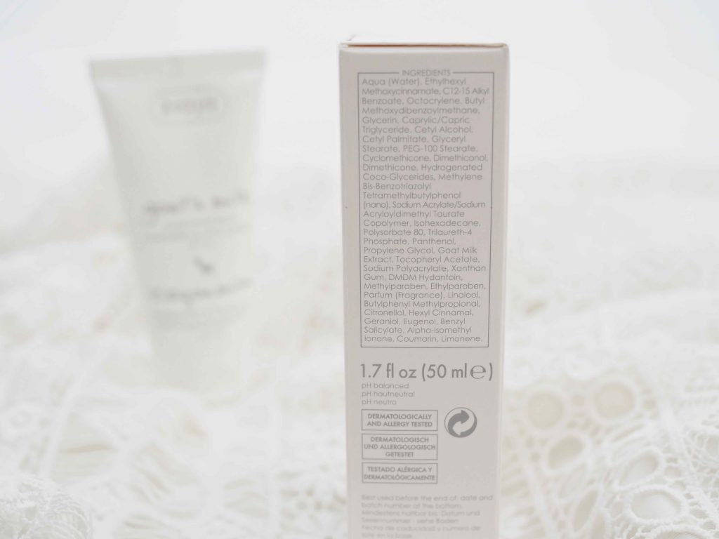 Ziaja Goat's Milk Concentrated Moisturising Day Cream SPF20