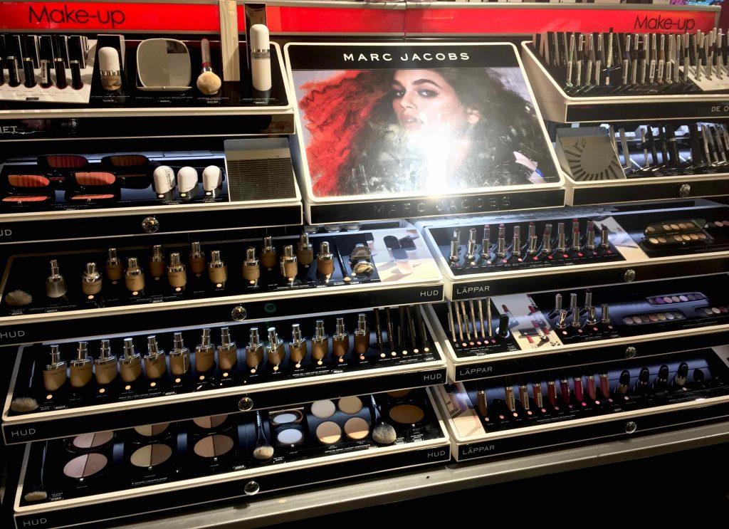 Sephora Tukholma Ostolakossa Virve Vee Marc Jacobs - 1