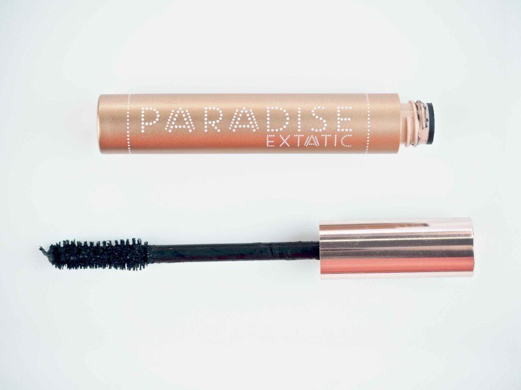 Ostolakossa L'Oréal Paris Paradise Extatic Mascara ripsiväri kokemuksia -