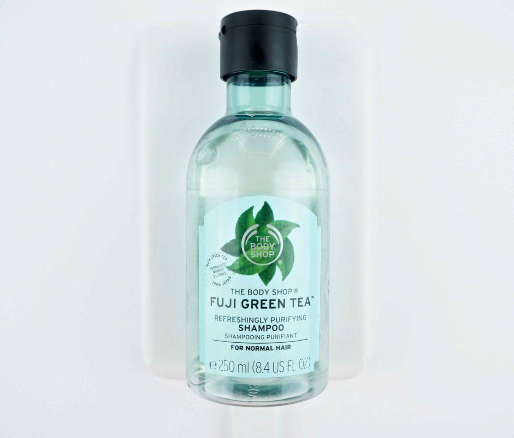 Ostolakossa The Body Shop Fuji Green Tea Refreshingly Purifying Shampoo