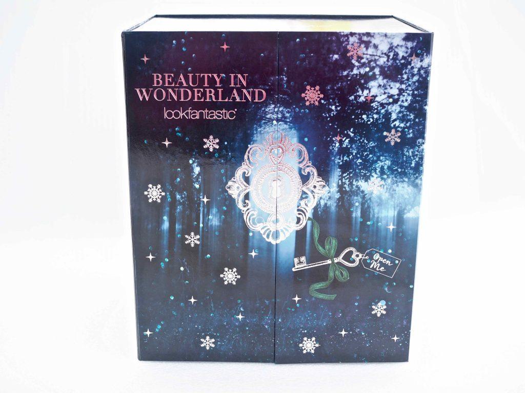 Lookfantastic Christmas calendar advent calendar 2017 kosmetiikkakalenteri Ostolakossa