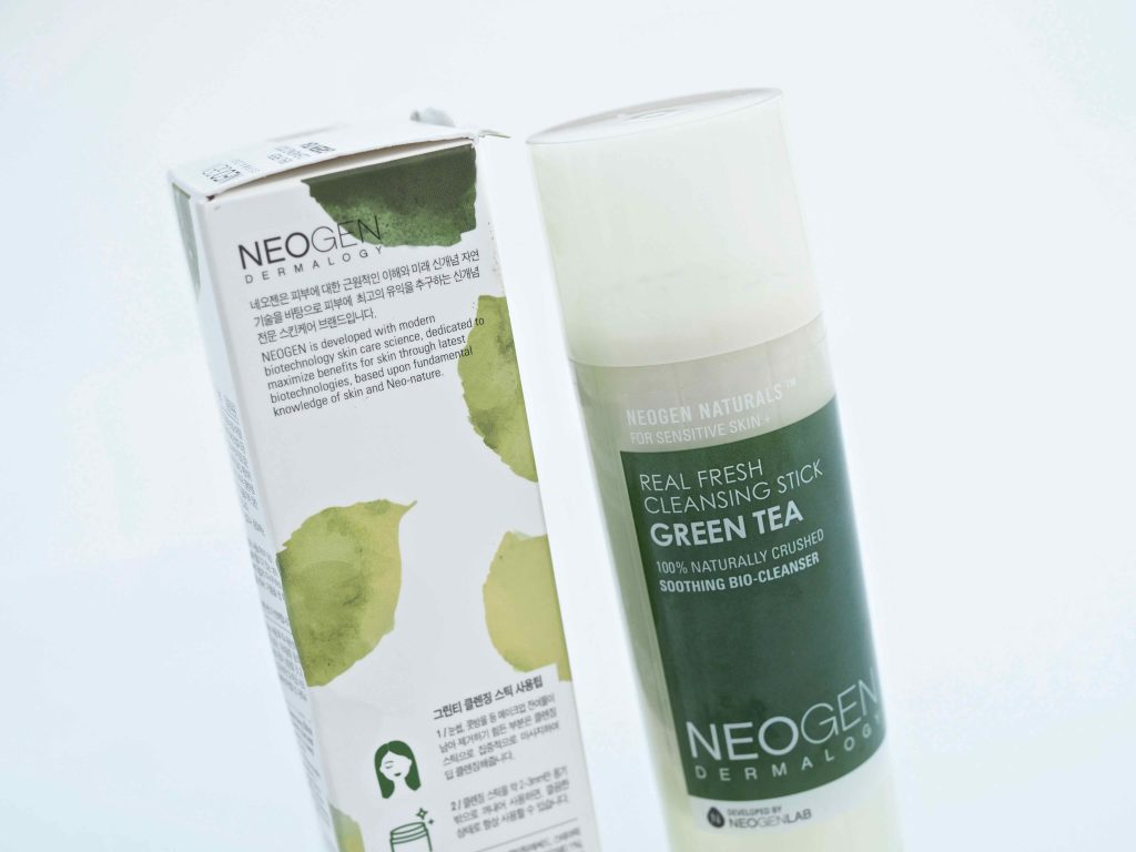 Neogen Green Tea Real Fresh Cleansing Stick Ostolakossa Kokemuksia