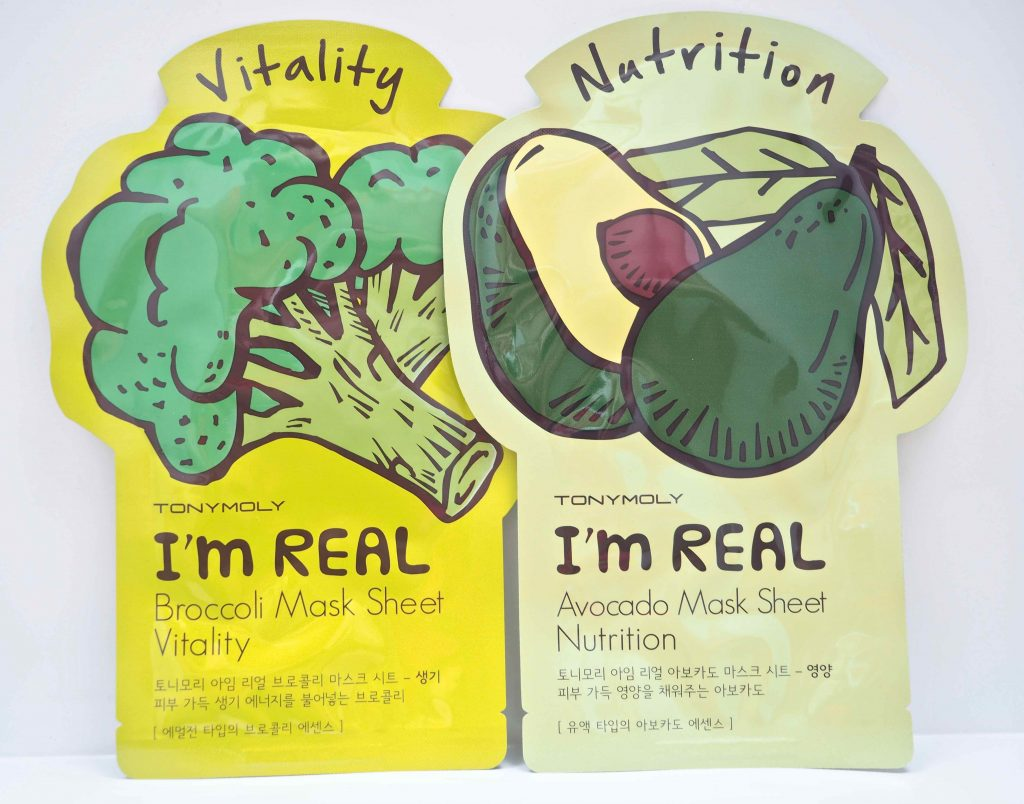 TonyMoly I'm Real Sheet Mask kokemuksia