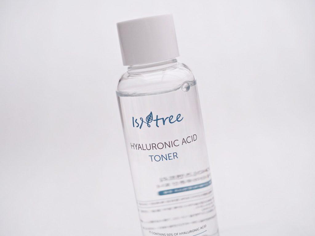 Isntree Hyaluronic Acid Toner Ostolakossa Virve Vee kokemuksia K-Beauty