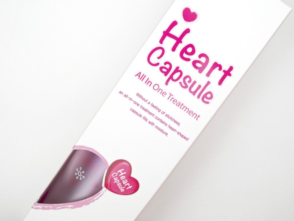 SeaNtree Heart Capsule All in One Treatment -