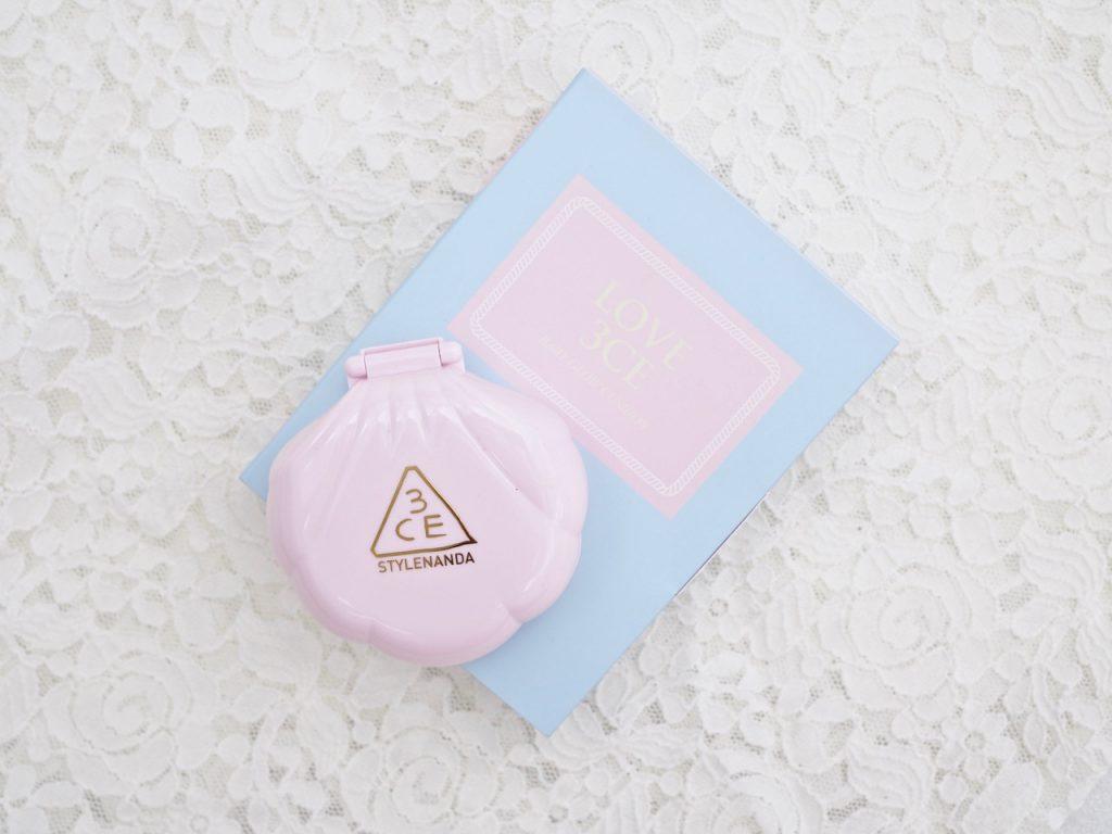 3CE Stylenanda Baby Glow Cushion Ostolakossa Virve Vee Tyynymeikkivoide