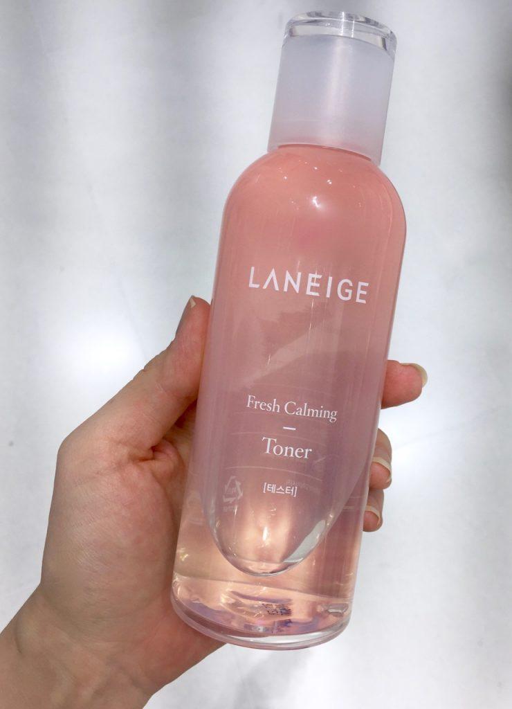 Laneige Fresh Calming Toner - 1