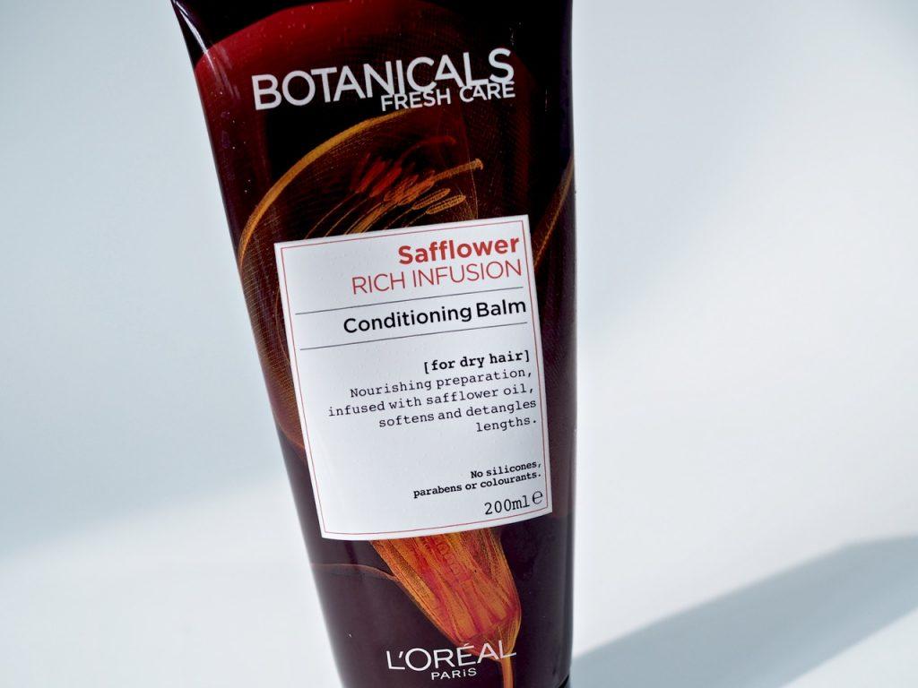 Loreal Botanicals Fresh Care Safflower Rich Infusion Conditioning Balm Ostolakossa kokemuksia