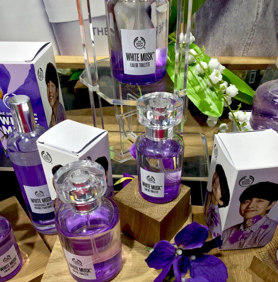 The Body Shop White Musk Ostolakossa Virve Vee