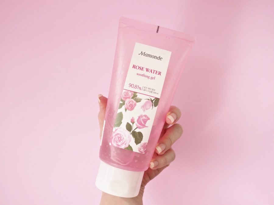 Mamonde Rose Water Soothing Gel kokemuksia Ostolakossa Virve Vee