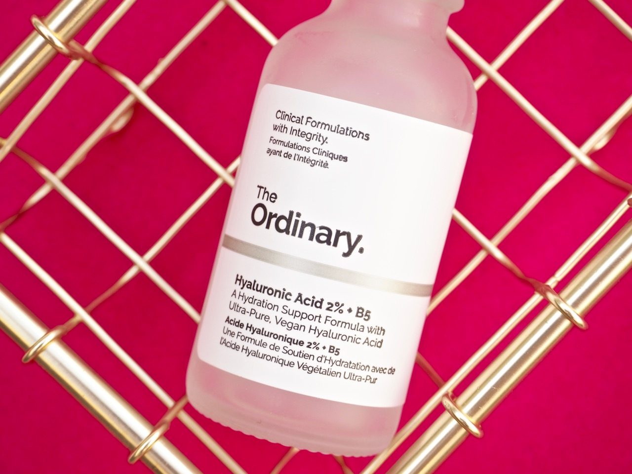 The Ordinary Hyaluronic Acid 2% + B5 kokemuksia Ostolakossa Virve Vee