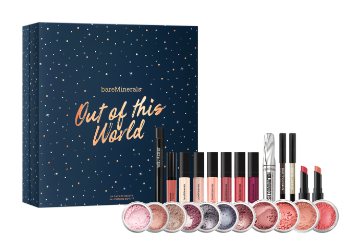 bareMinerals Out of This World Calendar - 24 Days of Beauty