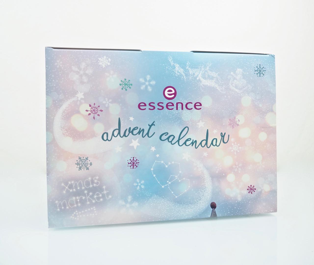 Essence Advent Calendar 2018 joulukalenteri Ostolakossa Virve Vee
