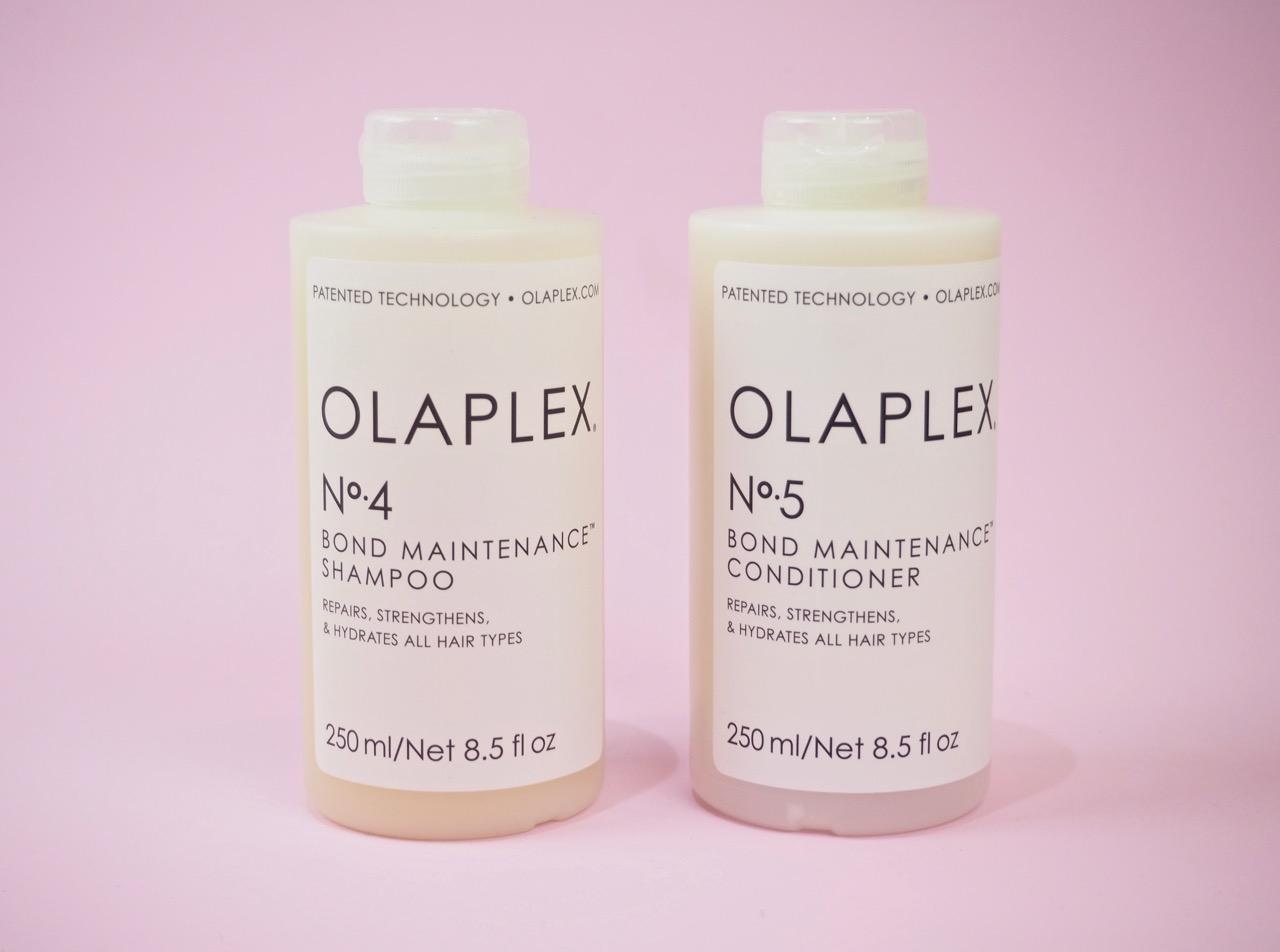 Olaplex shampoo hoitoaine tuotteet kokemuksia Ostolakossa blogi Virve Vee