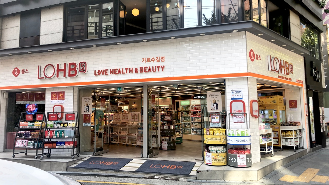Ostolakossa LOHB's Seoul