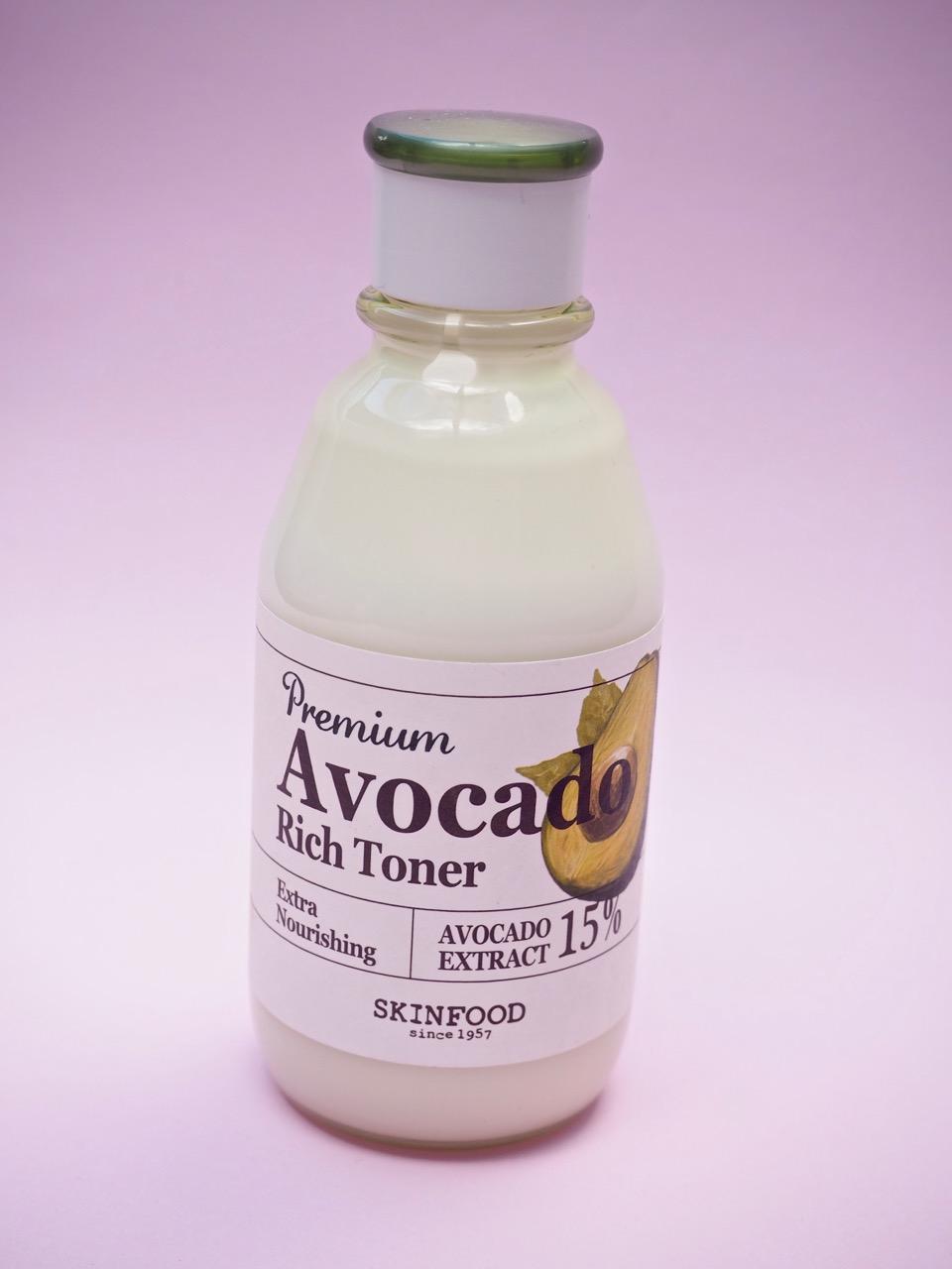 Skinfood Premium Avocado Rich Toner kokemuksia Ostolakossa Virve Vee