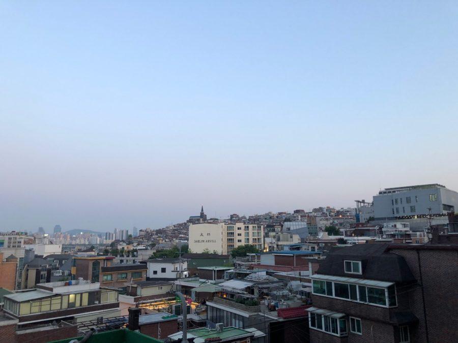 Ostolakossa Soul Etelä Korea asuminen