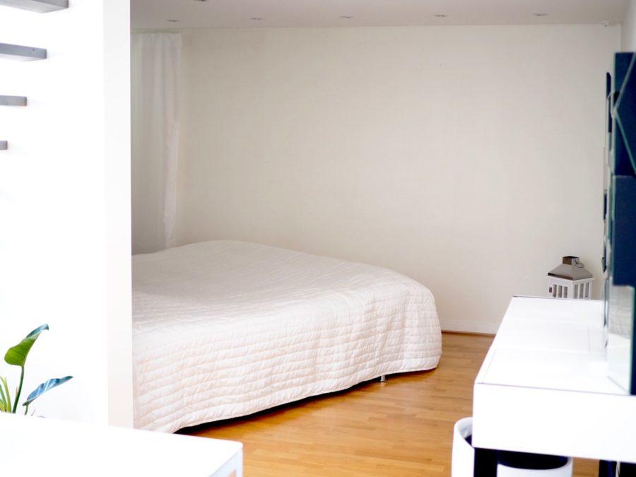Ostolakossa minimalismi