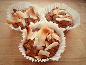 maidottomat ja viljattomat piparimuffinssit