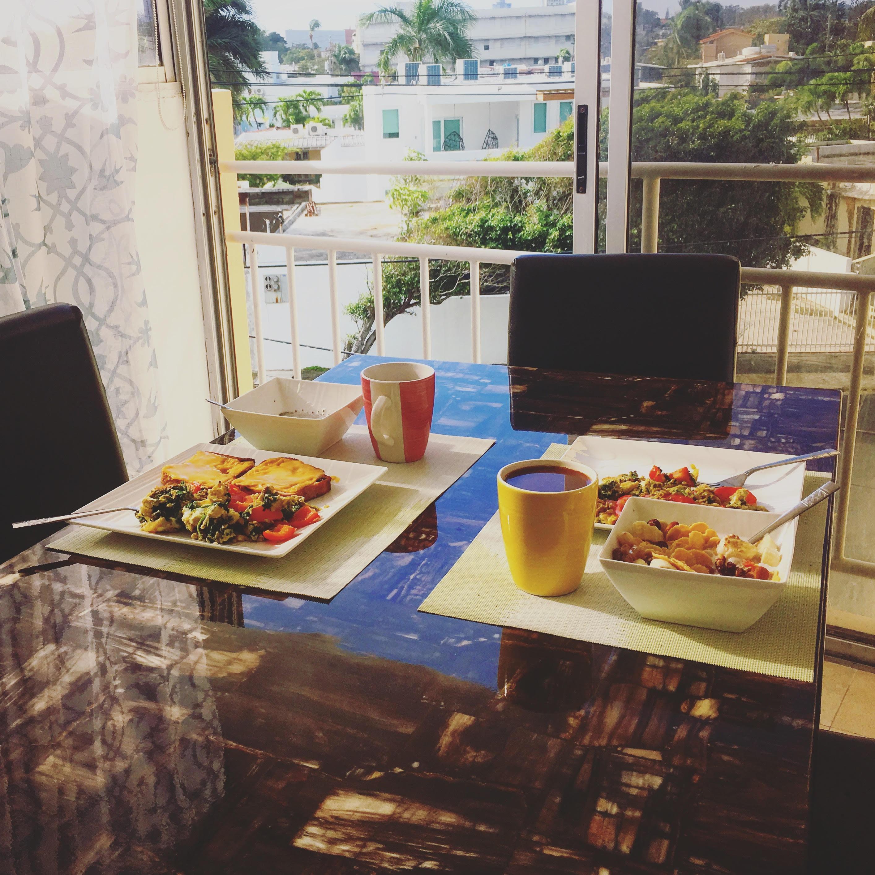 airbnb-aamiainen