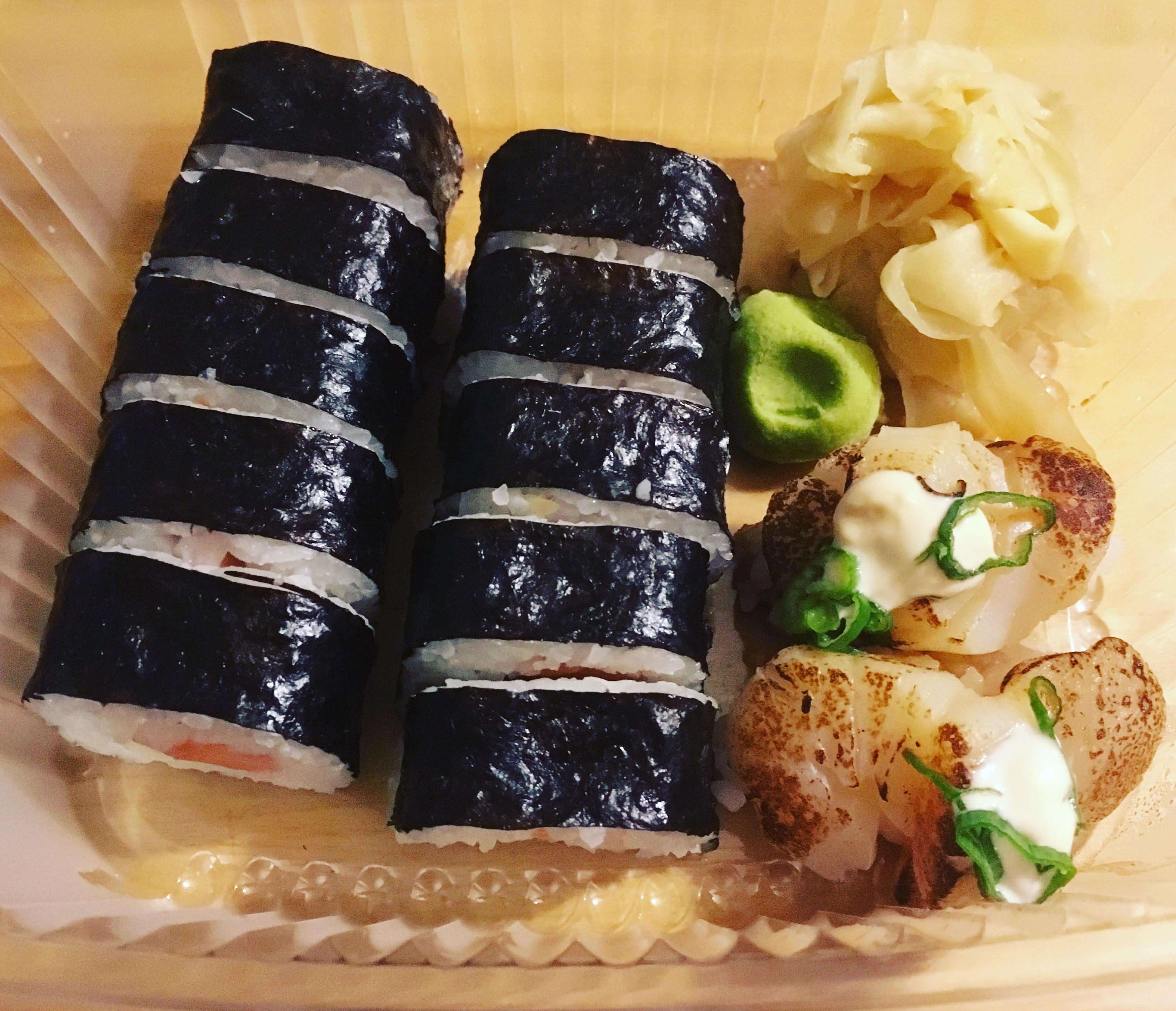 sushi-kotiinkuljetus