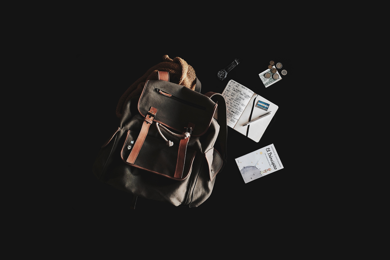 small cabin bag